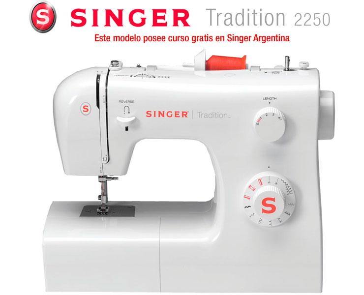 Compra Maquina de coser singer 19 Puntadas 2250-Blanco